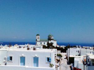 Naoussa Paros Apartments Volossirakis